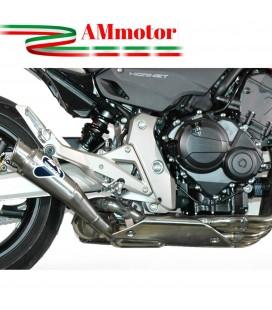 Terminale Di Scarico Termignoni Honda Hornet 600 Marmitta Conical Inox Moto Omologato