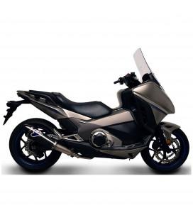 Terminale Di Scarico Termignoni Honda Integra Nc 750 S/X/D Marmitta Conical Inox Carbonio Moto Scooter Omologato