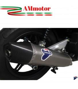 Impianto Di Scarico Racing Completo Termignoni Honda Pcx 125 Marmitta Inox Scooter