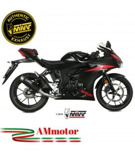 Scarico Completo Mivv Suzuki Gsx-R 125 Moto Terminale Gp Pro Carbonio