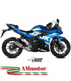 Mivv Suzuki Gsx 250 R Terminale Di Scarico Moto Marmitta Gp Pro Titanio Omologato