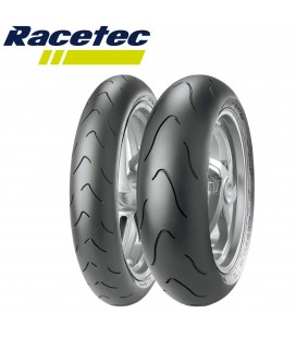 Racetec interact k3 120/70 190/55 zr17 Coppia Pneumatici Moto