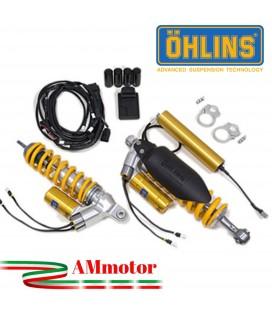 Kit Mono Ammortizzatori Ohlins TTX EC Mechatronic Bmw R 1200 GS Adventure Sospensione Regolabile Moto