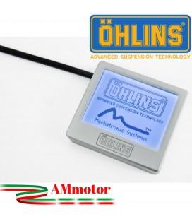 Dashboard Mechanic Ohlins Bmw R 1200 GS 06 - 2012 Pannello Di Controllo Per Sospensioni Regolabili Moto
