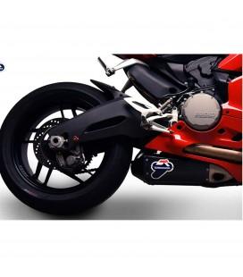 Terminali Di Scarico Racing E Adattatore D155Y2 Termignoni Ducati Panigale 959 Silenziatori Titanio Cunb