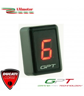 Contamarce Gpt StreetFighter 848 Indicatore Di Marcia Moto Led