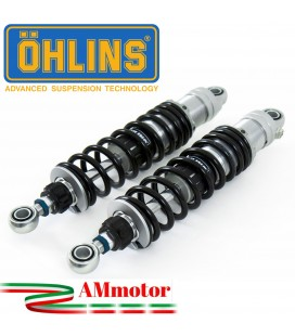Doppi Ammortizzatori Ohlins Triumph Bonneville STX 36 Twin Sospensione Regolabile Moto S36ER1L Interasse 360