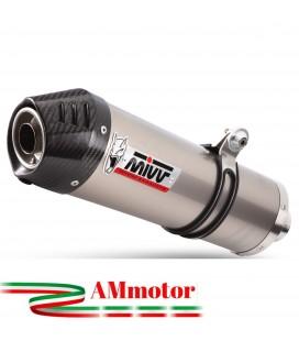 Mivv Ktm 1290 Superduke Terminale Di Scarico Moto Marmitta Oval Titanio Carbon Cap Omologato