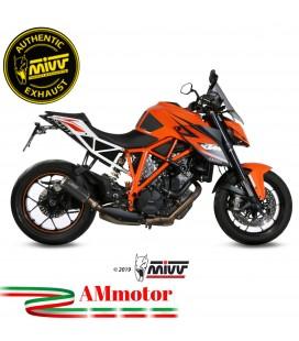Mivv Ktm 1290 Superduke Terminale Di Scarico Moto Marmitta Mk3 Carbonio Omologato