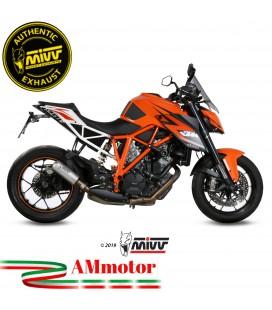 Mivv Ktm 1290 Superduke Terminale Di Scarico Moto Marmitta Mk3 Inox Omologato