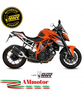 Mivv Ktm 1290 Superduke Terminali Di Scarico Moto Marmitte Mk3 Carbonio Omologato