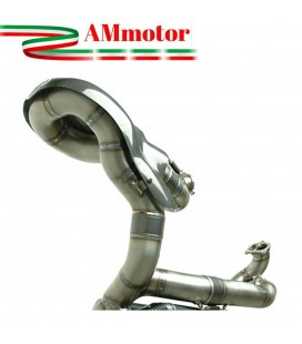 Collettori Di Scarico Racing Termignoni Ducati Panigale 1199 Titanio