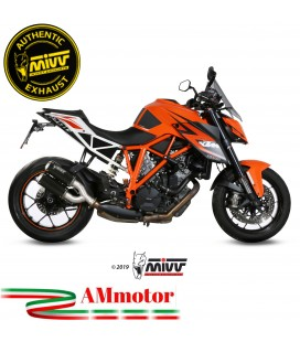 Mivv Ktm 1290 Superduke Terminali Di Scarico Moto Marmitte Mk3 Black Omologato