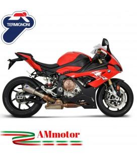 Termignoni Bmw S 1000 RR Terminale Di Scarico Moto Marmitta GP2R-RHT Titanio