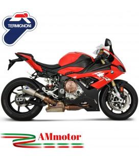 Termignoni Bmw S 1000 RR Terminale Di Scarico Moto Marmitta GP2R Inox