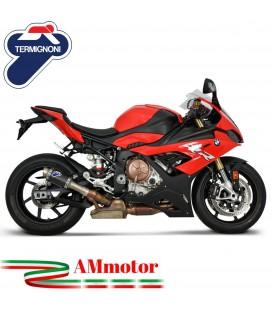 Termignoni Bmw S 1000 RR Terminale Di Scarico Moto Marmitta GP Carbonio