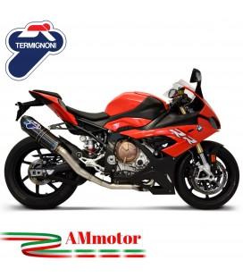 Scarico Completo Termignoni Bmw S 1000 RR Moto Collettori In Titanio Racing