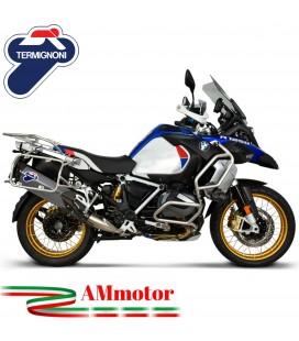 Termignoni Bmw R 1250 GS Terminale Di Scarico Moto Marmitta Relevance Titanio Omologato