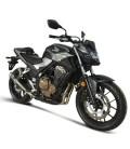 Termignoni Honda CB 500 F / R / X Terminale Di Scarico Moto Marmitta Gp Carbonio