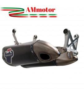 Terminali Di Scarico Racing Termignoni Ducati Panigale 1299 Silenziatori Titanio Cunb Carbonio