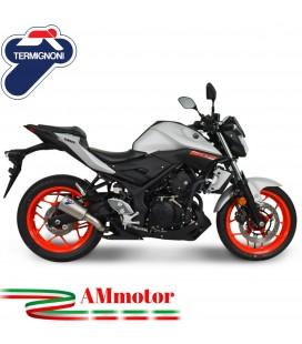 Termignoni Yamaha MT-03 Terminale Di Scarico Moto Marmitta GP2R-R Inox