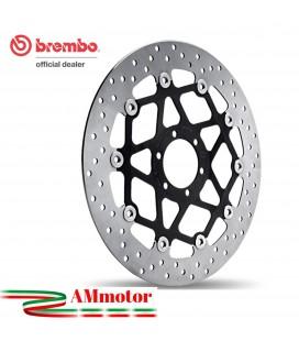 Disco Freno Aprilia MX 125 Brembo Serie Oro Anteriore Flottante Moto