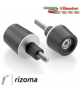 Tamponi Para telaio Yamaha XSR 700 Rizoma Paramotore Protezioni Motore Moto