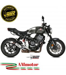 Mivv Honda Cb 1000 R Terminale Di Scarico Moto Marmitta Mk3 Inox Omologato