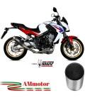 Scarico Completo Mivv Honda CB 650 F Moto Terminale Gp Pro Carbonio