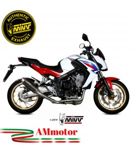 Scarico Completo Mivv Honda CB 650 F Moto Terminale Gp Pro Black