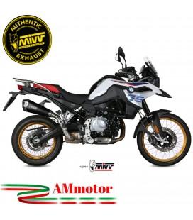Mivv Bmw F 750 GS Terminale Di Scarico Moto Delta Race Black Marmitta Omologato