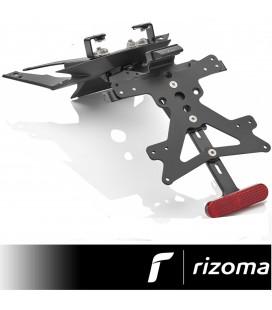 Portatarga Rizoma Honda X-adv 750 Moto Completo Di Luce