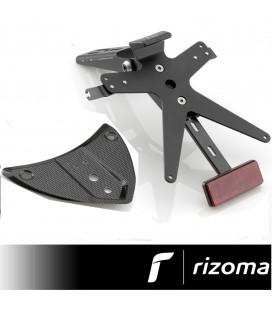 Portatarga Rizoma Bmw S 1000 RR Moto Completo Di Luce