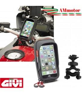 Porta Cellulalre Smartphone Moto Givi Sostegno Universale S957B