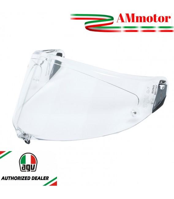 Visiera Agv Corsa R Chiara Race 3 Clear Trasparente Casco Integrale Moto