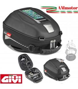Borsello Givi Serbatoio Tanklock Da Moto 4 Litri Ducati Multistrada 1200 Enduro Specifica