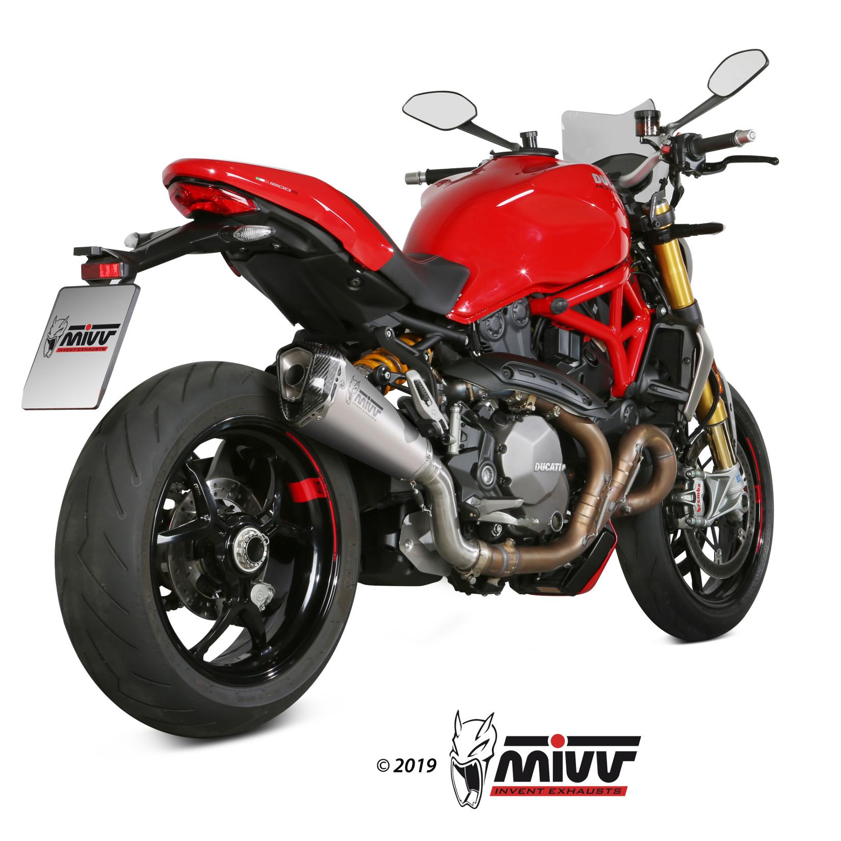 Ducati Monster 1200 S Black on Black, la naked per eccellenza si tinge di nero per il 2020